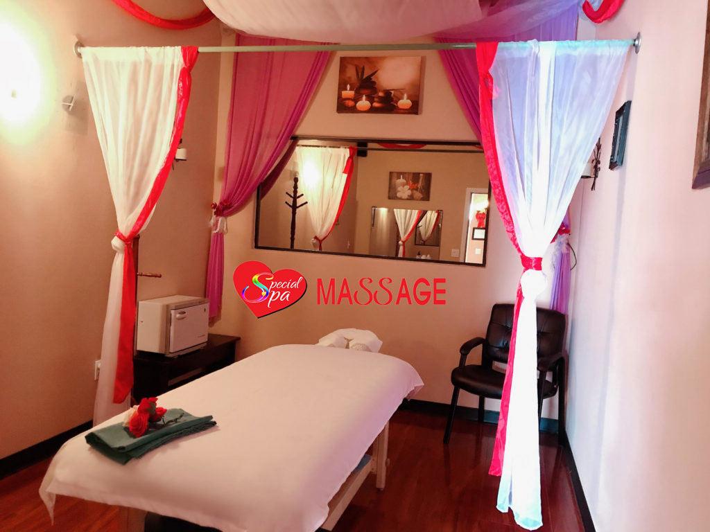 Angel massage room 2