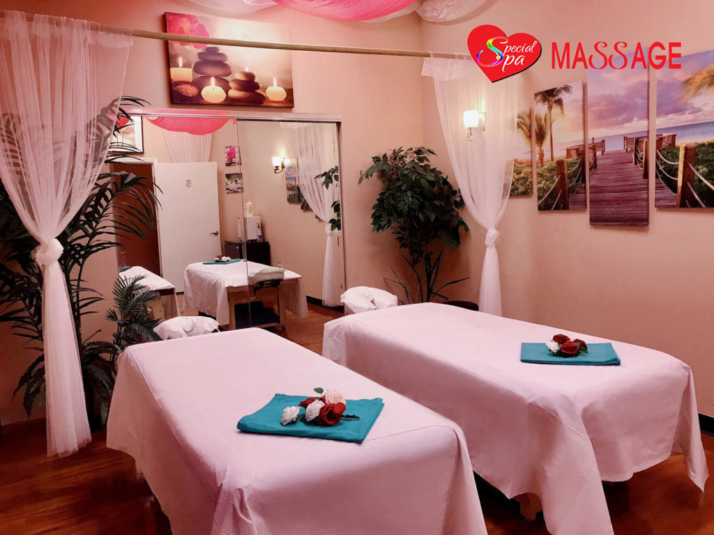 Angel massage room 3