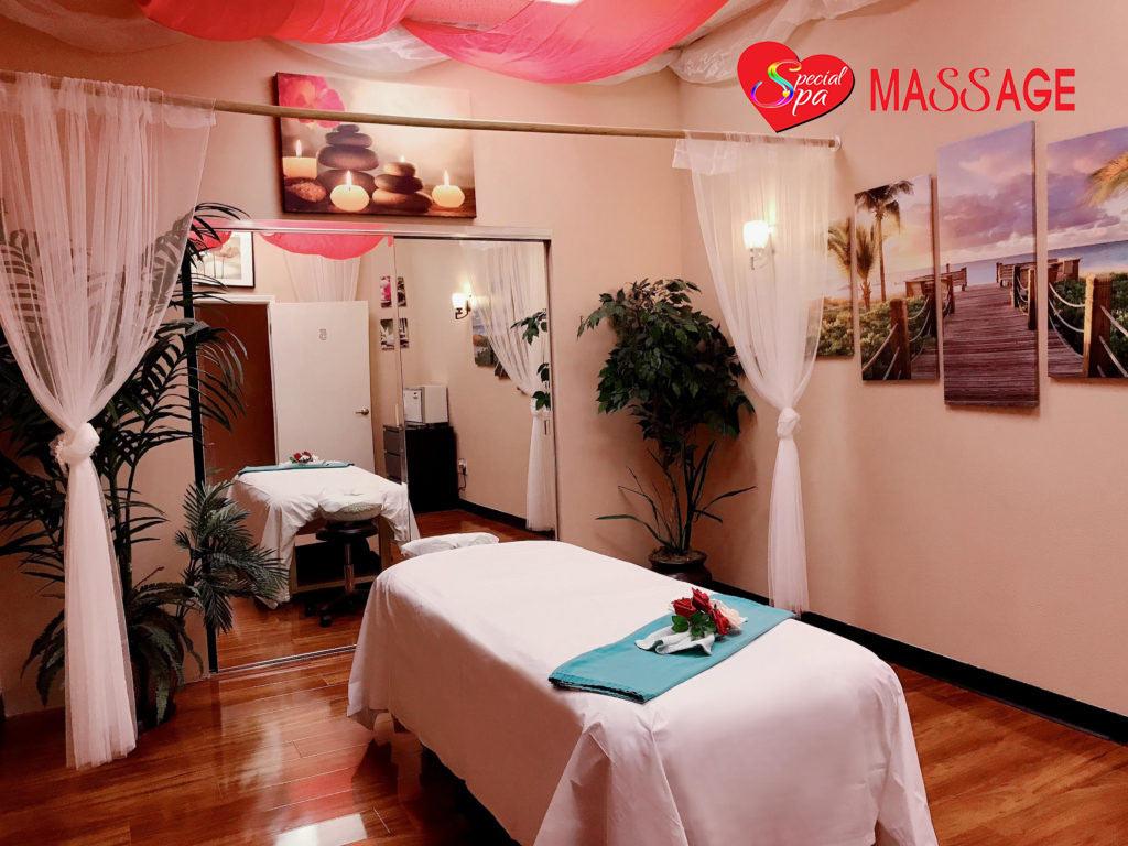 Angel massage room 4