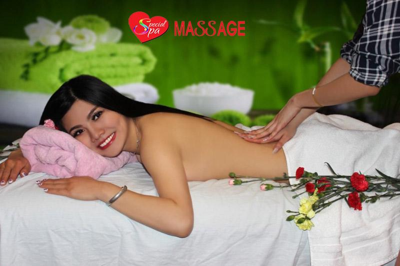 massage happy